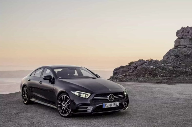 The New Mercedes Amg 53 Series 1