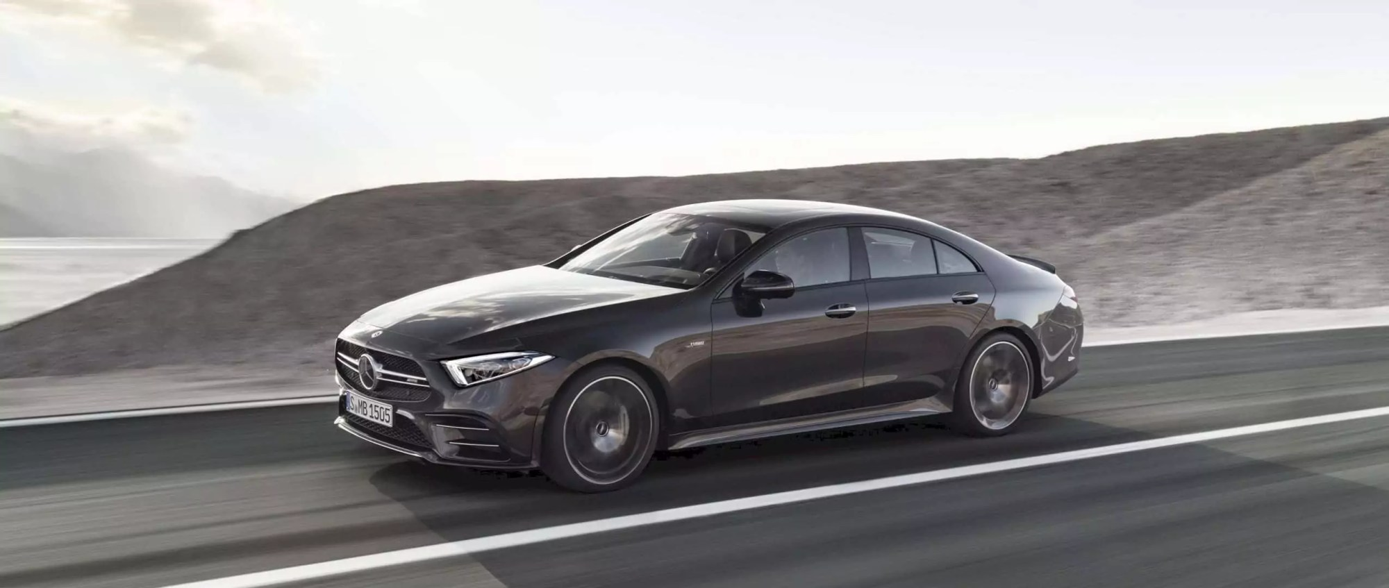 The New Mercedes Amg 53 Series 9