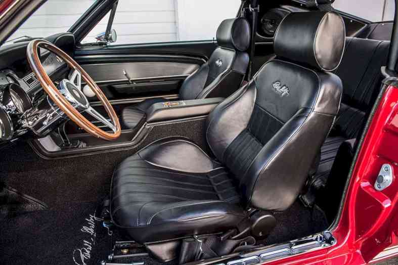 1967 Ford Mustang Shelby G T 500cr By Classic Recreations 4