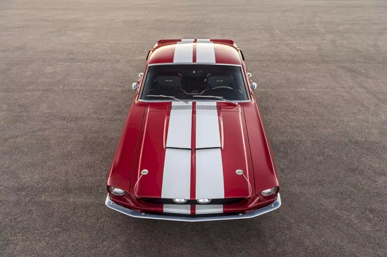 1967 Ford Mustang Shelby G T 500cr By Classic Recreations 6