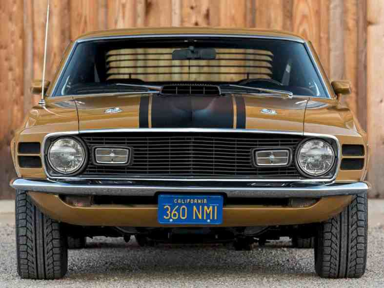 1970 Ford Mustang Mach 1 By Corvette Mike 5