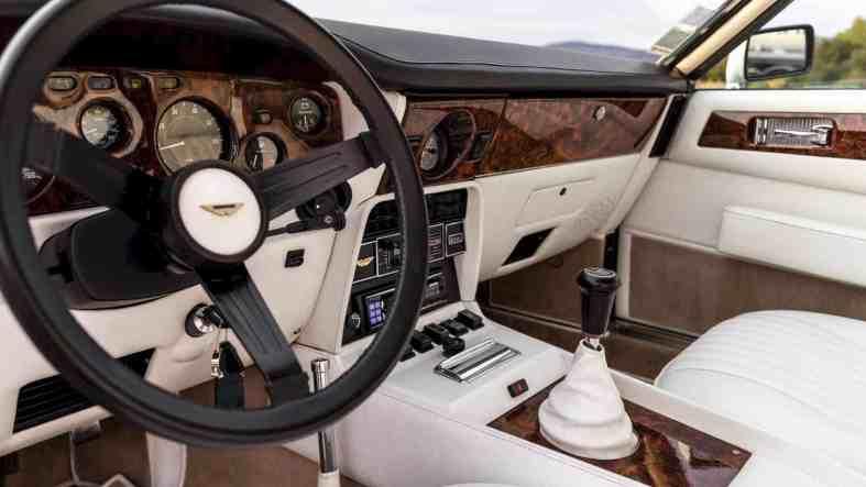 1983 Aston Martin V8 Vantage V580 3