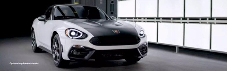 2017 Fiat Abarth Spider 7
