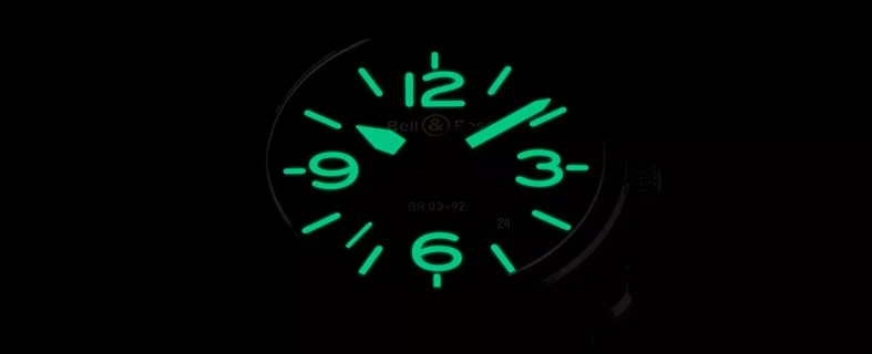 BR 03 92 NIGHTLUMr Watch 4