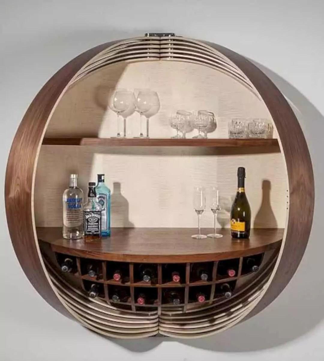 Dime: A Dynamic Drinks Cabinet from Splinter Works