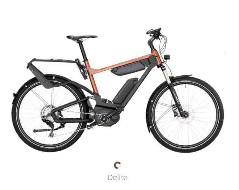 E Bike 5