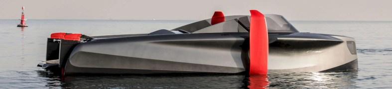 FOILER Boat 1