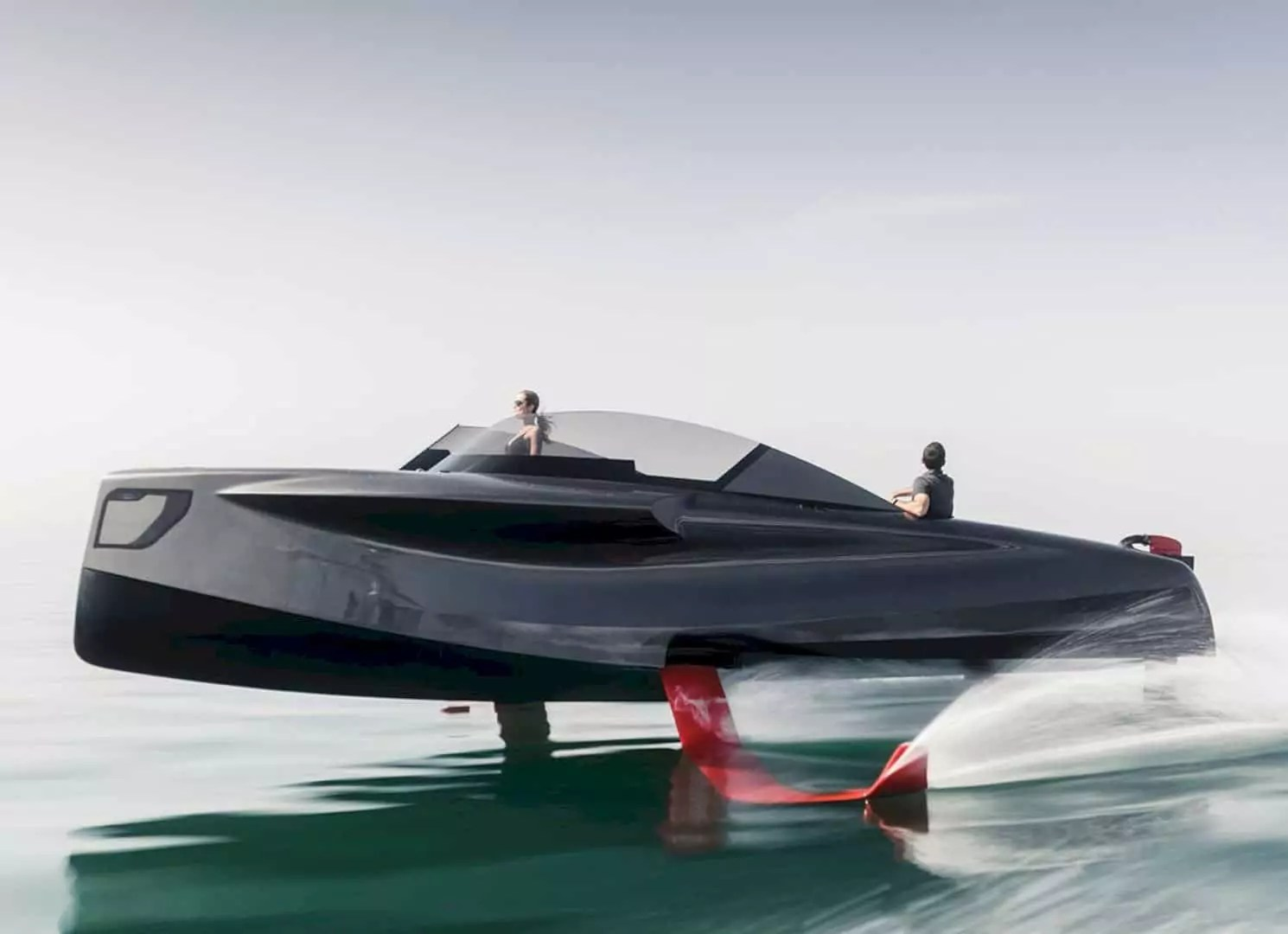 FOILER Boat 6