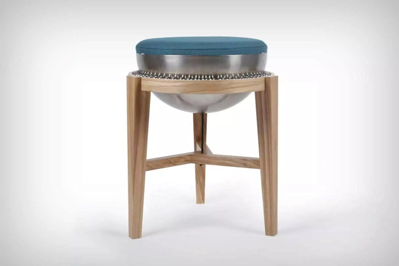 Ovini Balance Stool: A Cool-Stool for Your Healthy Sitting from Yanko Design