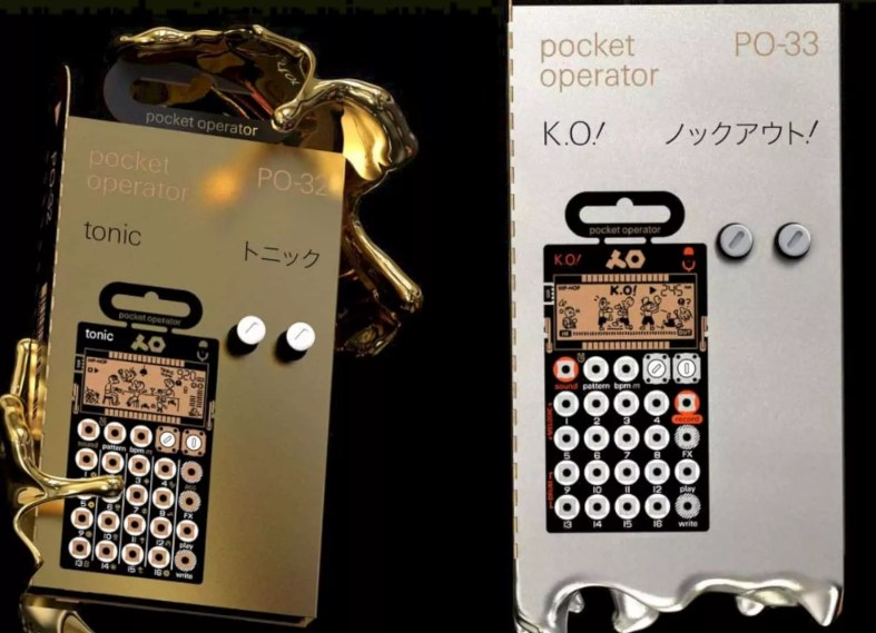 Pocket Operators 5