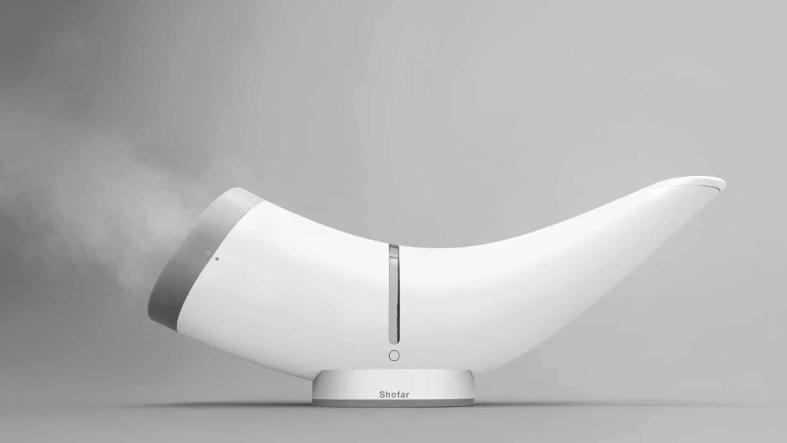 Shofar Humidifier 8