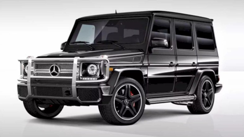 Amg G 65 Suv By Marcedes Benz 4