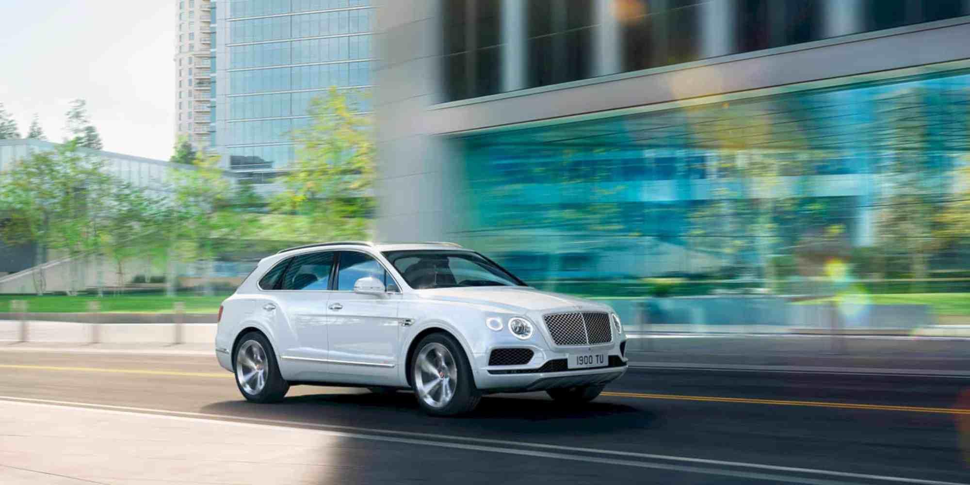 Bentley Bentayga Hybrid 6