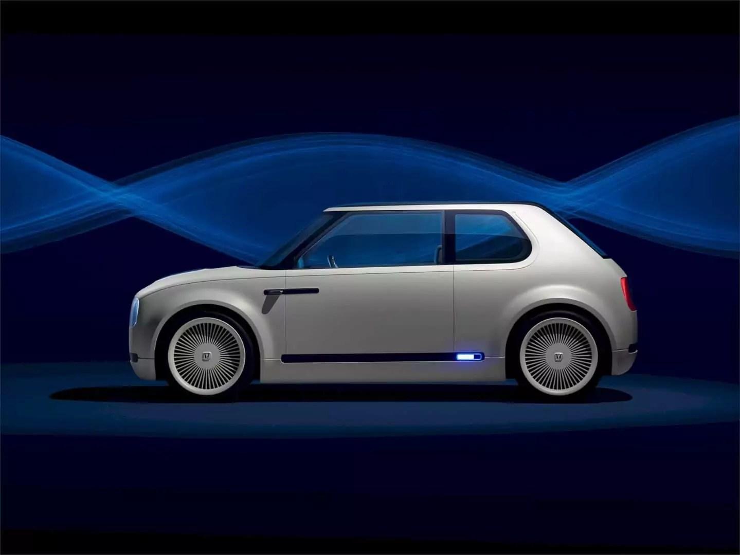 Honda Urban Ev Concept 6
