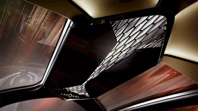 Lagonda Vision Concept By Aston Martin 2