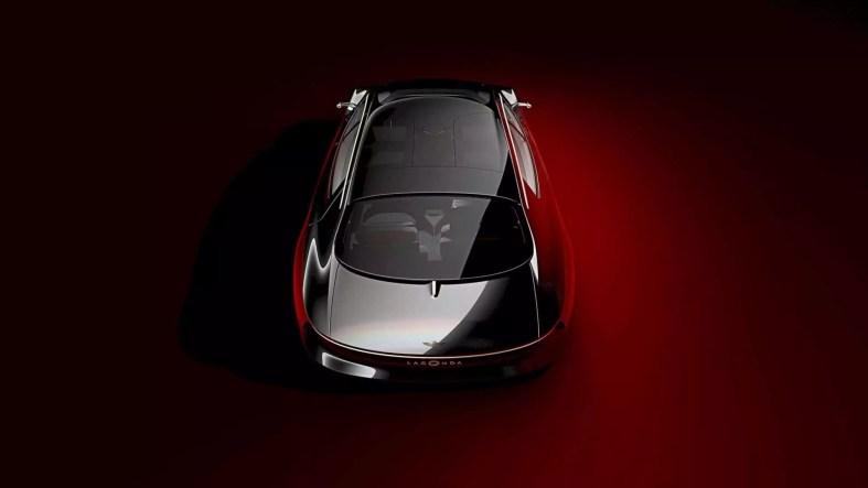 Lagonda Vision Concept By Aston Martin 5