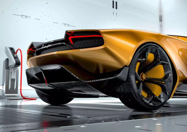 Lamborghini Belador Concept 4