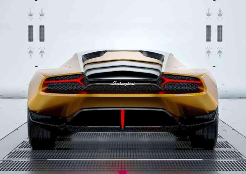 Lamborghini Belador Concept 5