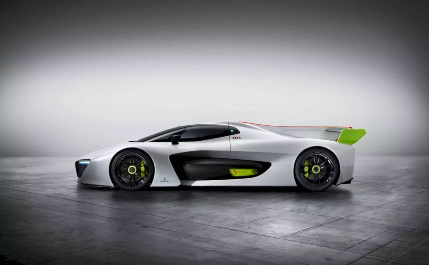 Pininfarina H2 Speed: Energy of Nature in The Frame of High Performance