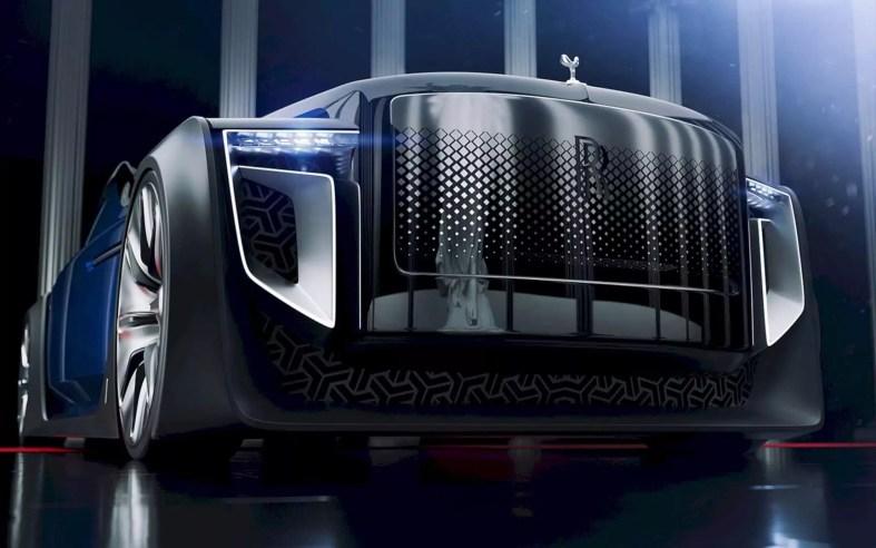 Rolls Royce Exterion Concept 3