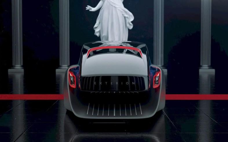 Rolls Royce Exterion Concept 5