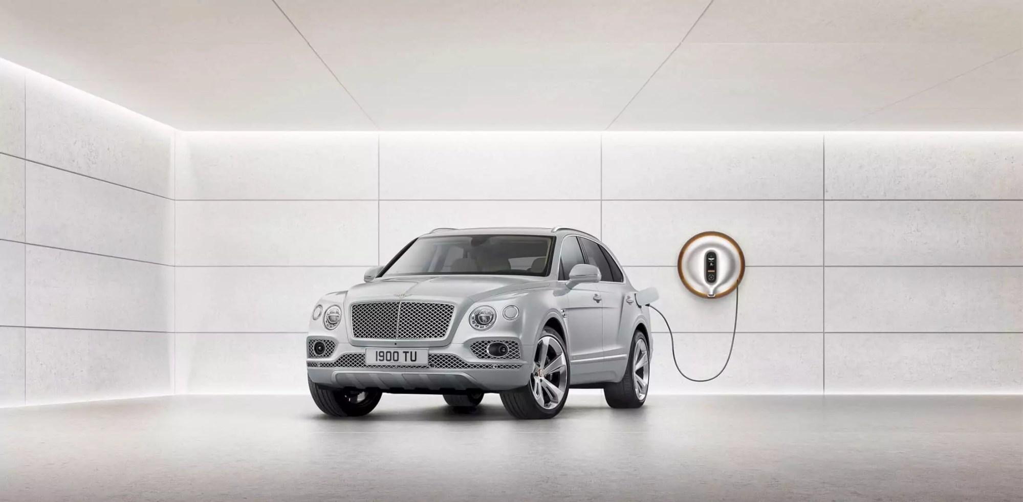 The Bentley by Starck Power Dock: The Avant Garde of Power Dock