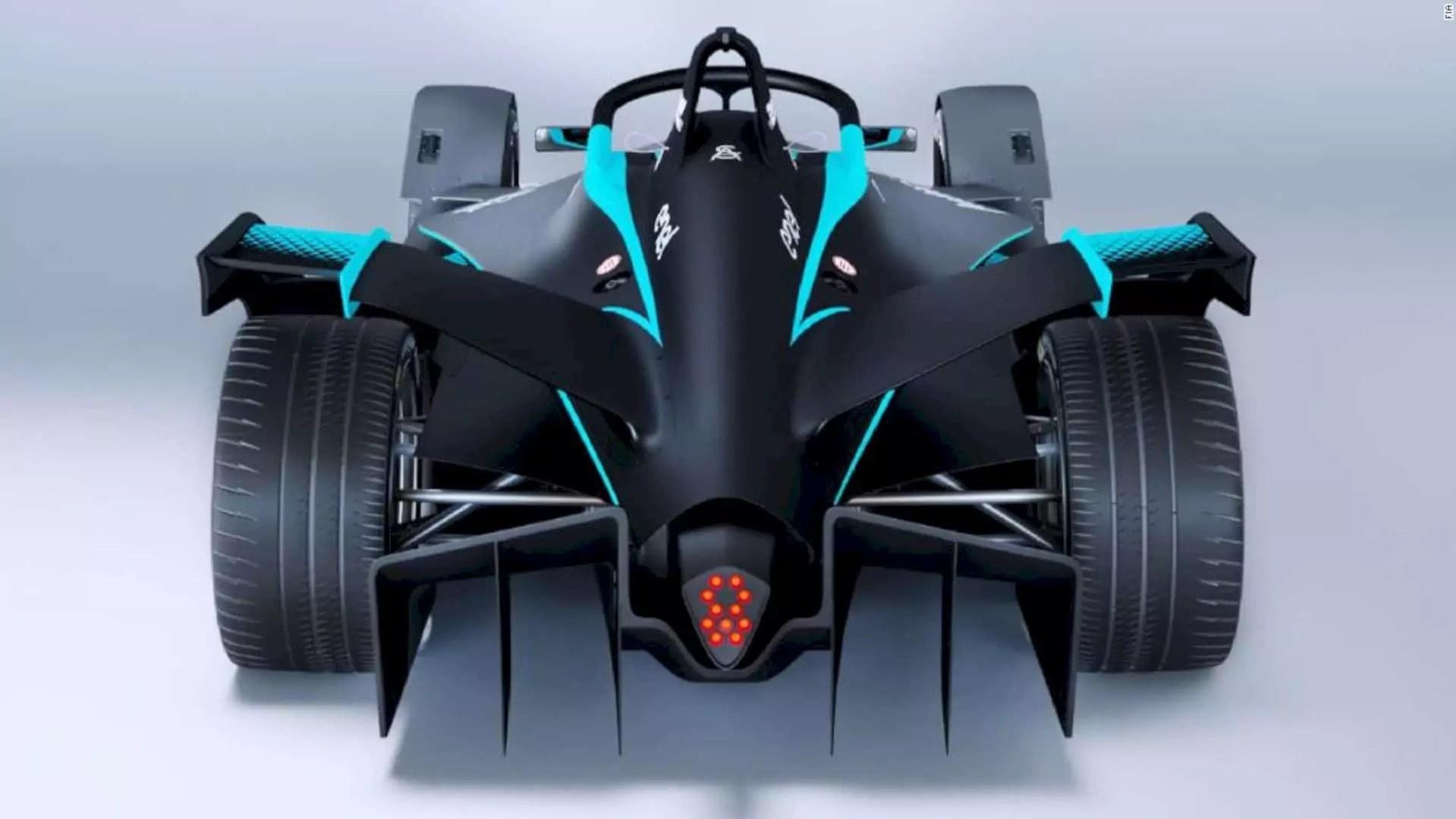 The Gen2 Formula E 2