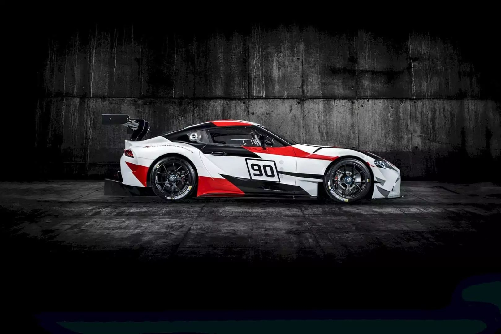 Toyota GR Supra Racing Concept: The Return of the Legend