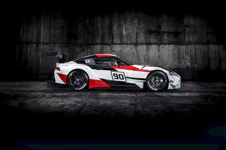 Toyota Gr Supra Racing Concept 7