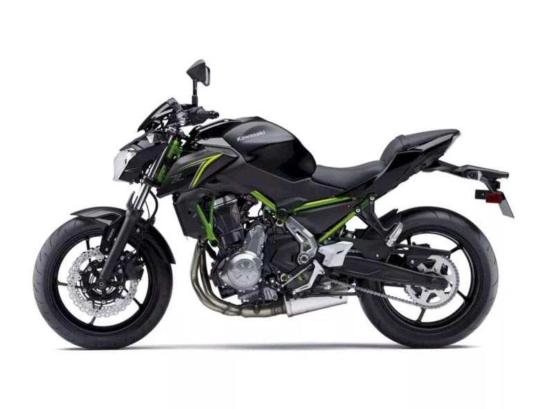 2018 Kawasaki Z650 Abs 6