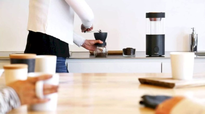 Kelvin Home Coffee Roasting 1