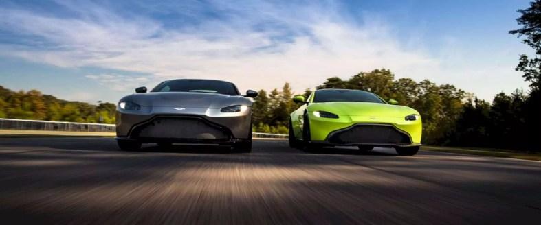 Aston Martin New Vantage 1