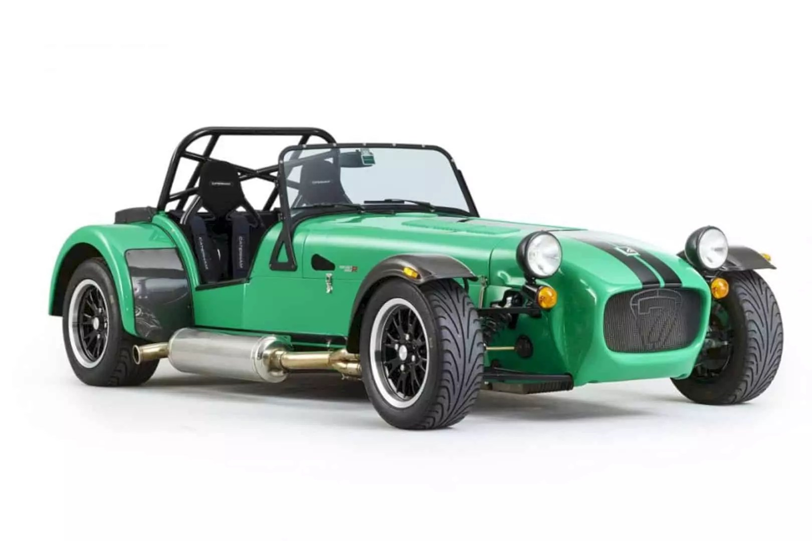 Caterham Seven 360: The Perfect Balance between Road Car and Race Car