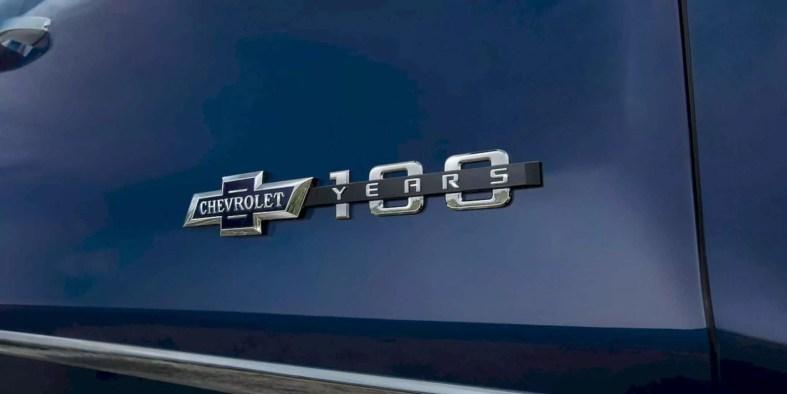 Chevrolet Centennial Edition 5