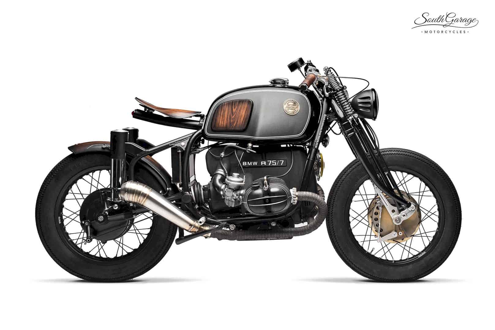 Bmw R75 5 Nerboruta By South Garage 7
