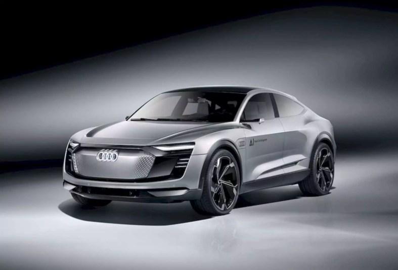 Audi Elaine Concept Car 7