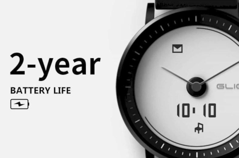 Gligo E Ink Smartwatch 7