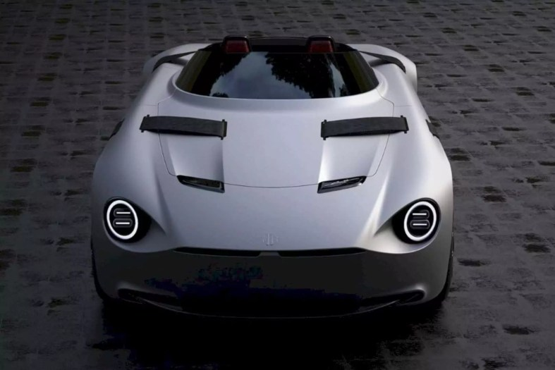 The Roadster Mg Concept Design 6