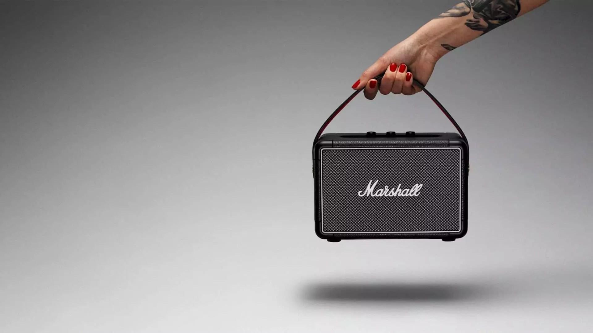 Kilburn II: Bluetooth Speaker with 20+ Hours of Portable Playtime