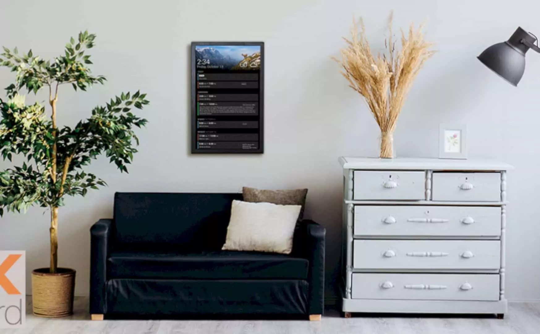 dakboard the revolutionary wall mounted display design listicle