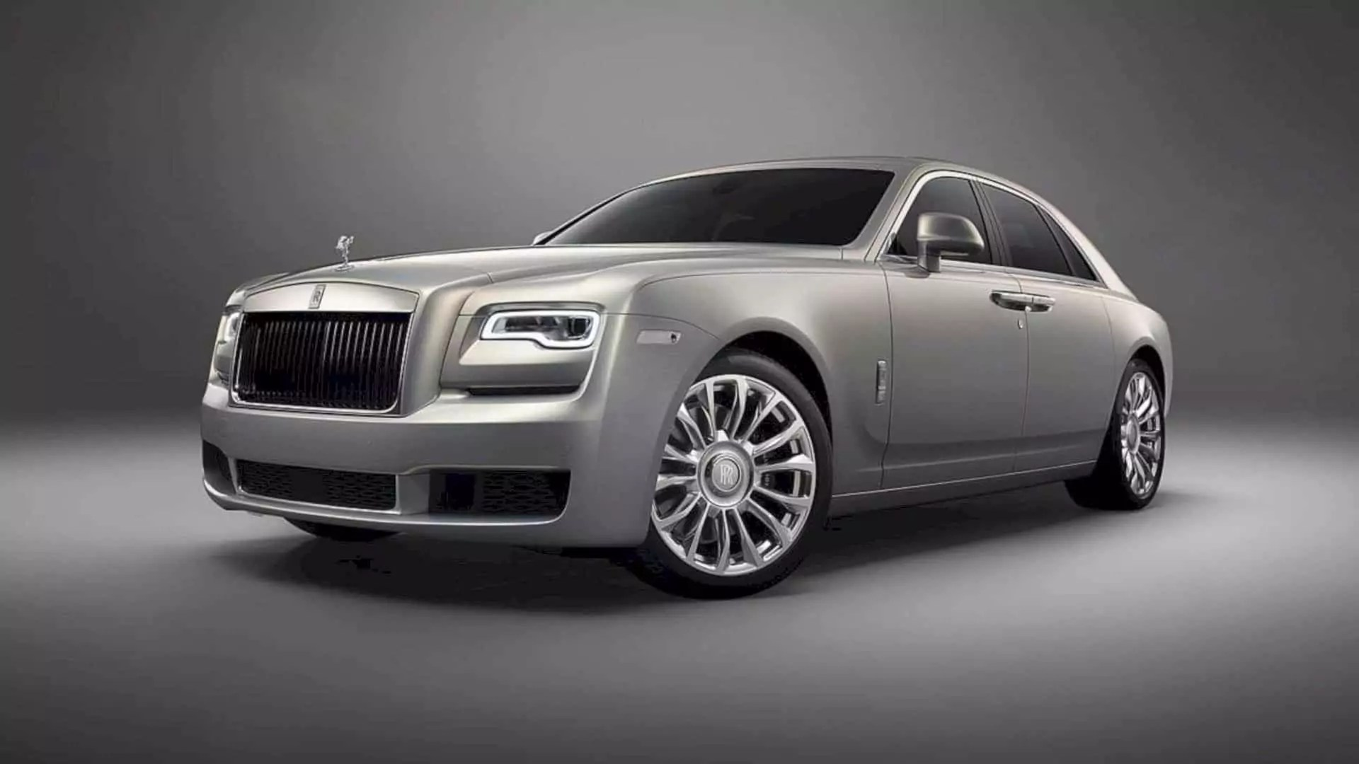 Rolls-Royce Silver Ghost: The Best Car in The World Meet The Original 1906 Silver Ghost Concept