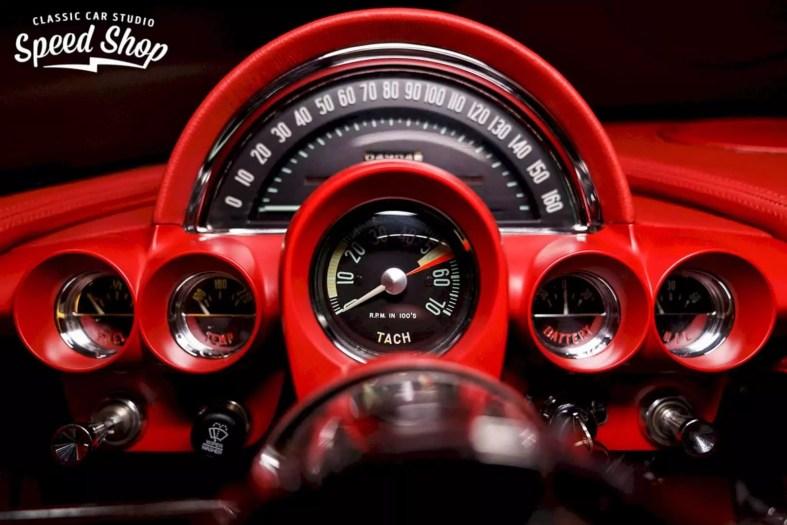 1962 Chevrolet Corvette By Classic Car Studio Shop 1
