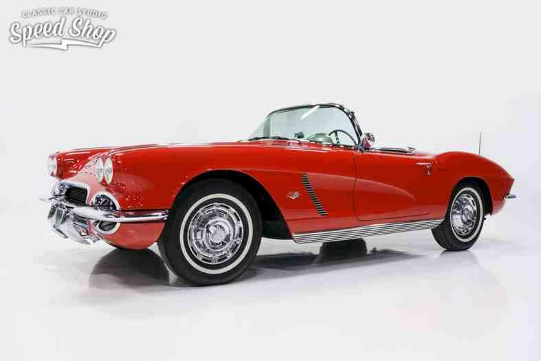 1962 Chevrolet Corvette By Classic Car Studio Shop 7