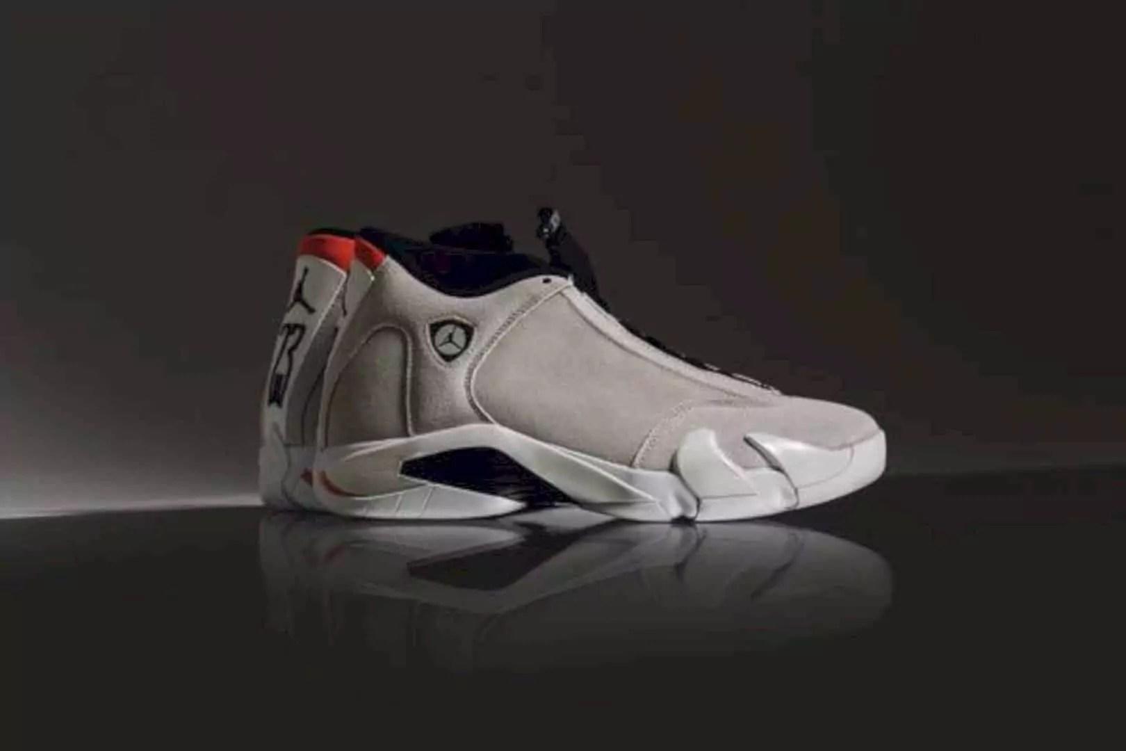 Air Jordan 14 Retro - Desert: The Last of the Signature Line from MJ
