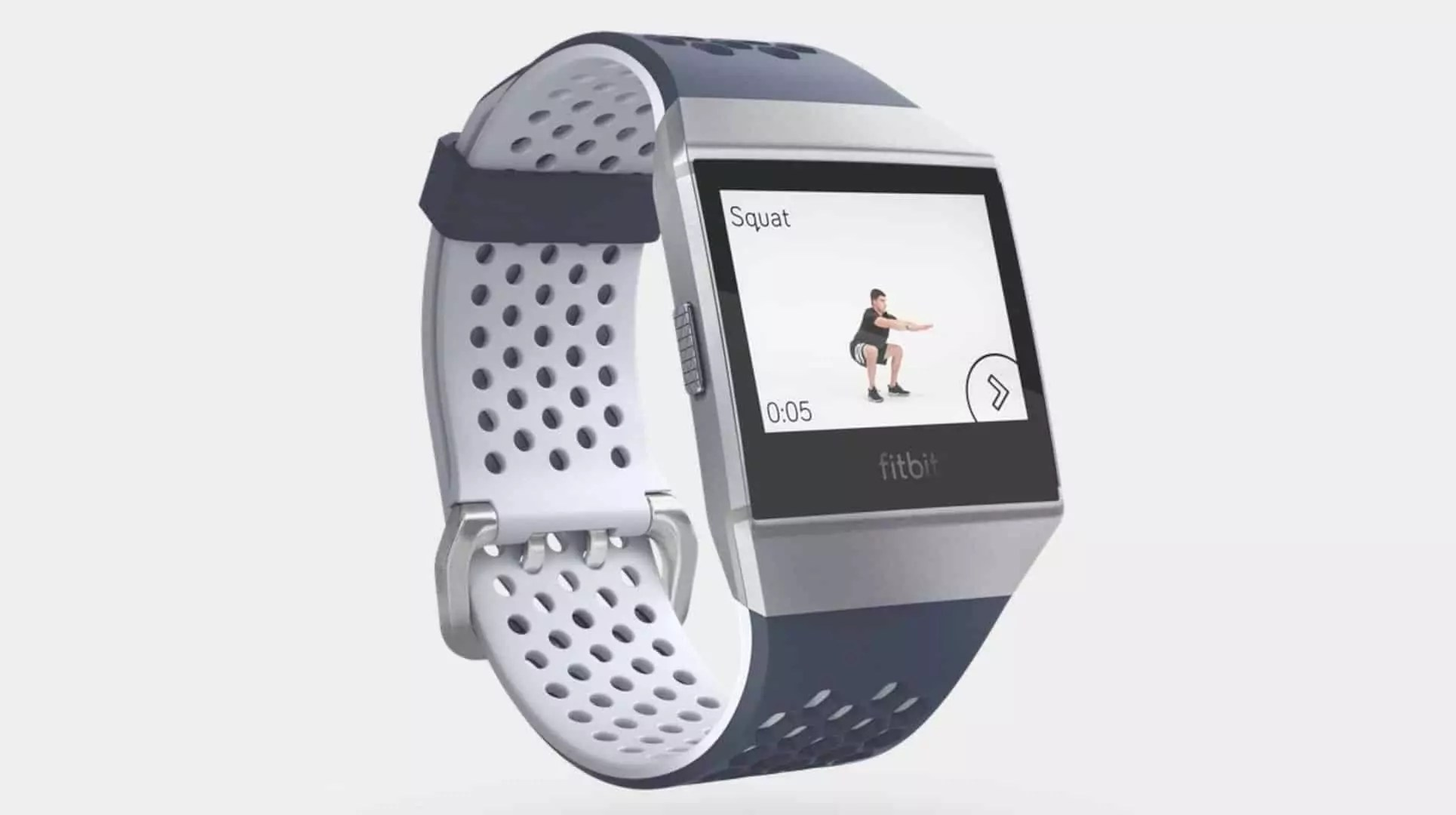 Fitbit Ionic: Commit to Extraordinary
