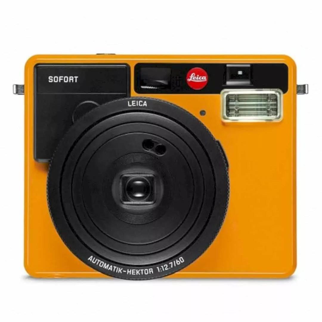 Leica Sofort Orange: Frame Those Special Moments