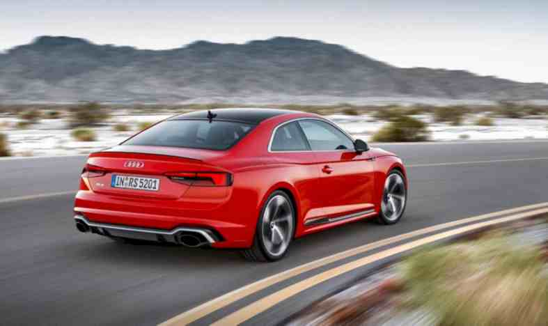 2018 Audi Rs5 Coupe 5