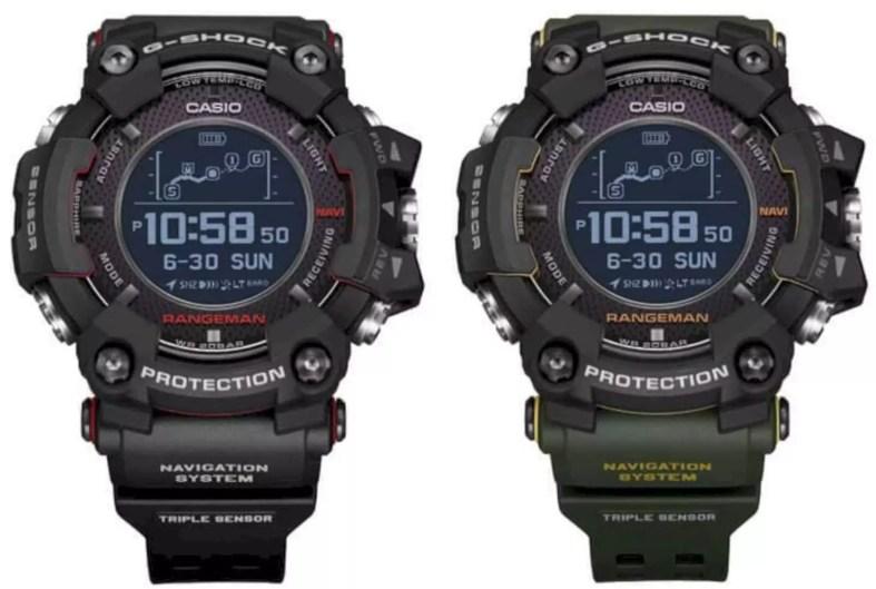 G Shock Rangeman Gpr B1000 5