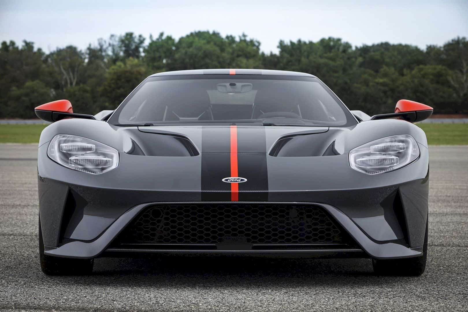 2019 Ford Gt Carbon Series 1
