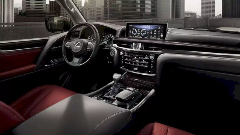 2019 Lexus Lx 570 3